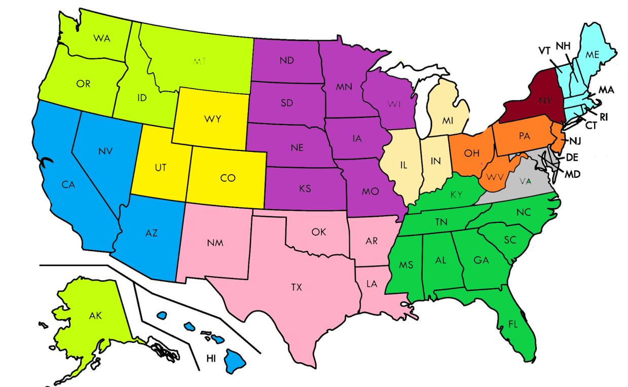 Rep Map