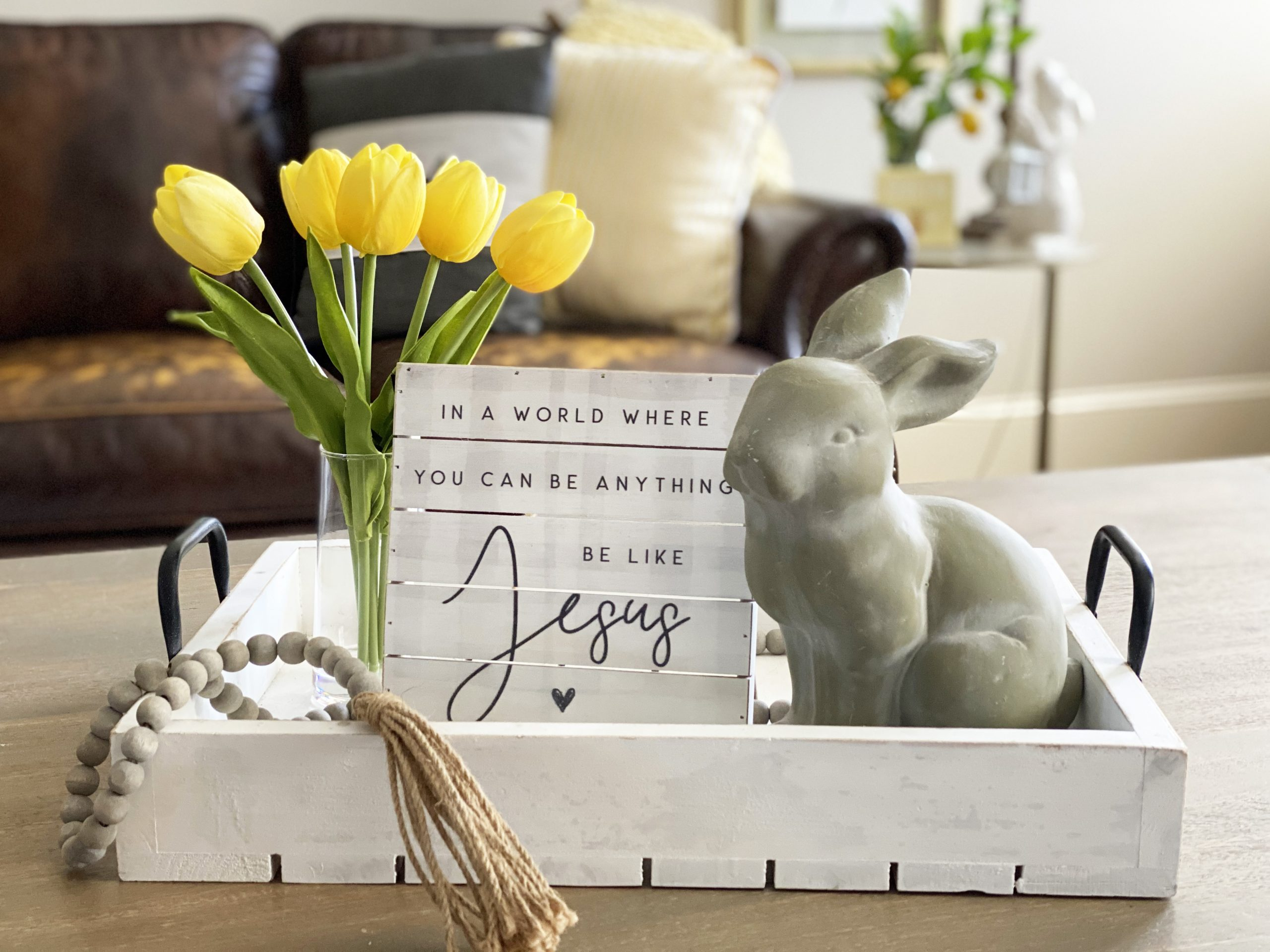 SPRING DECOR TRENDS FOR 2021